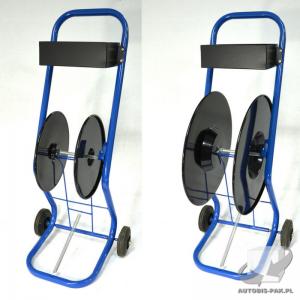 Odwijacz - wózek do taśmy polipropylenowej